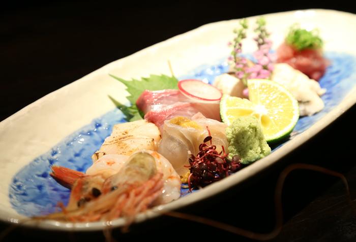 その日のオススメ鮮魚をご賞味ください